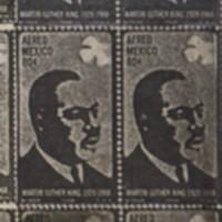 Dr. Martin Luther King Jr. Stamp