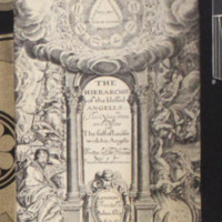 The Hierarchy of the Blessed Angels Title Page