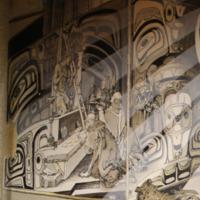 Squared Mayan Art